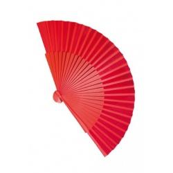 Wachlarz flamenco 27cm czerwony