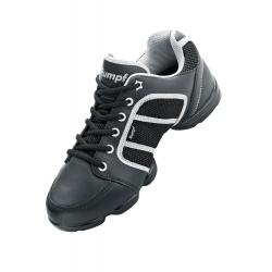 Sneaker Funky 1590 czarny/srebrny
