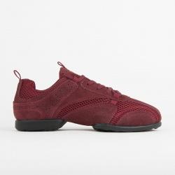 Sneaker Nero 1566 bordo