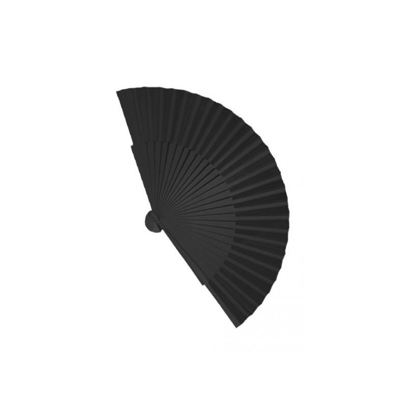 Wachlarz flamenco 23cm czarny
