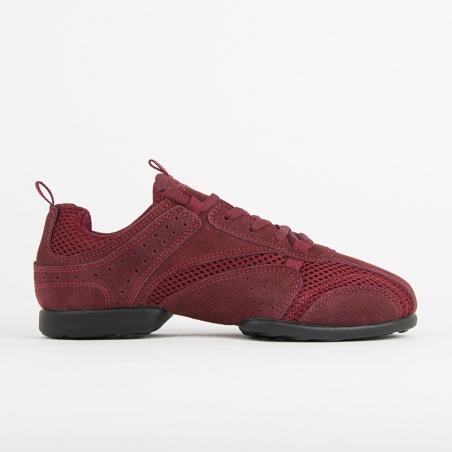 Sneaker Nero 1566 Bordowe