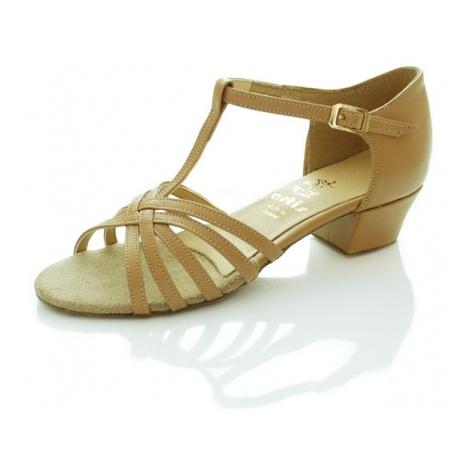Buty do tańca pierwszy krok model DA-DD-3