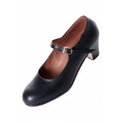 """Flamenco """"Carmen"""" 5cm czarne"""